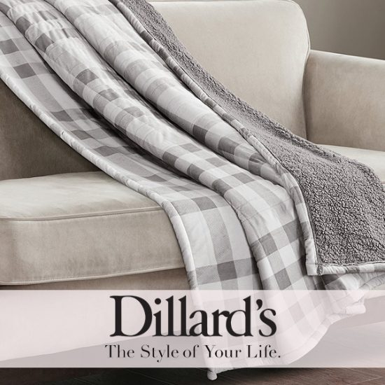 New Markdowns on Select Blanket and Throw Styles