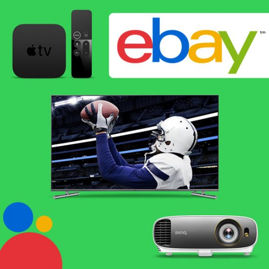 Up to 40% Off 4k Big Screen TVs, Speakers, & More