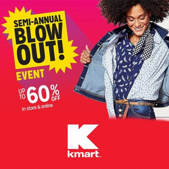 Semi-Annual Blow Out Event: Up to 60% Off Clothes & Accessories