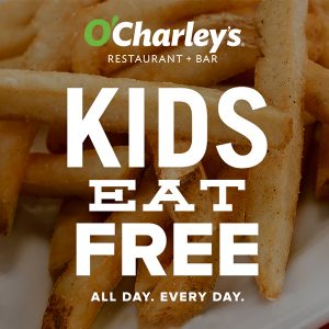 FREE Meals for Kids All Day Every Day!