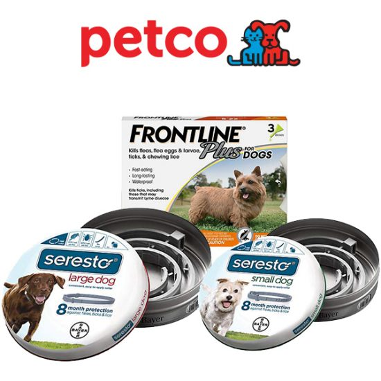 Up To 45% Off Flea & Tick Prevention for Dogs