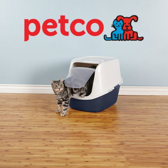 Up to 40% Off Litter Boxes and Accessories