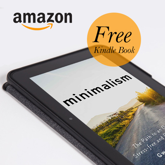 FREE Kindle Book – Minimalism: The Path to an Organized Stress-Free and Decluttered Life