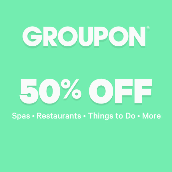 Up to 50% Off Spas, Restaurants & More in Your Area