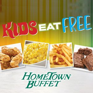 Up to 2 Kids Eat Free w/ Adult Purchase