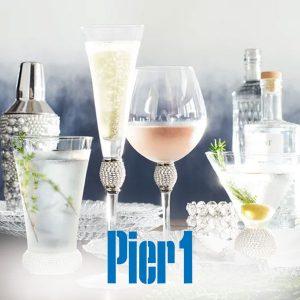 Buy 1, Get 1 50% Off Select Jewel Glassware