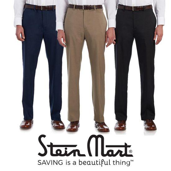 2 For $50 Dress Pants