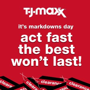 New Markdowns Just in Today!
