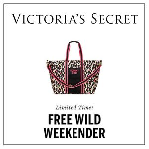 Free Tote With $85 Purchase