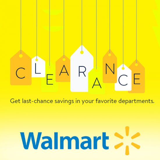 Last Chance Clearance Savings & Rollbacks