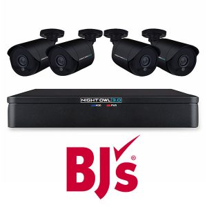 20% Off Night Owl 8-Channel 4-Camera 1080p Security System w/ 1TB HDD DVR