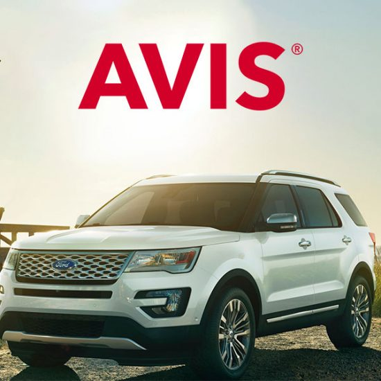 Car Rental: SUVs as Low as $42 per Weekend Day