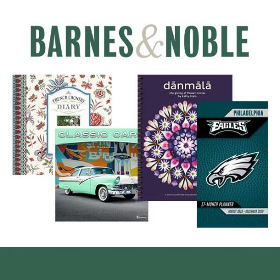 Up to 75% Off 2019 Calendars on Clearance Sale