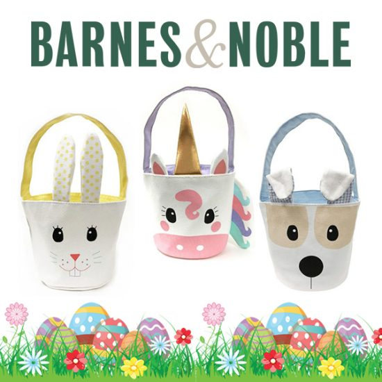 $9.99 Canvas Easter Basket w/ Purchase