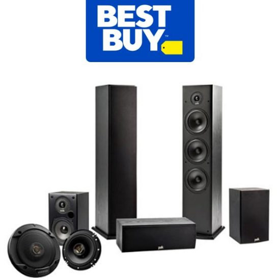 Save on Top Audio Brands