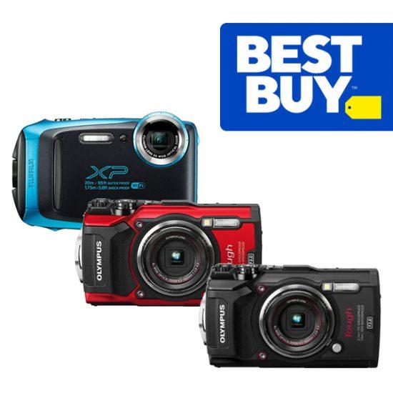$50 Off Select Waterproof Cameras