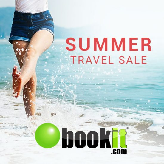 Summer Travel Sale: Up to 70% Off Travel June – August 2019 Plus More