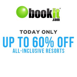 TODAY ONLY: Up to 60% Off All-Inclusive Resorts