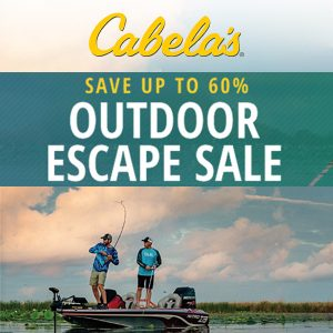 Up to 60% Off Outdoor Escape Sale