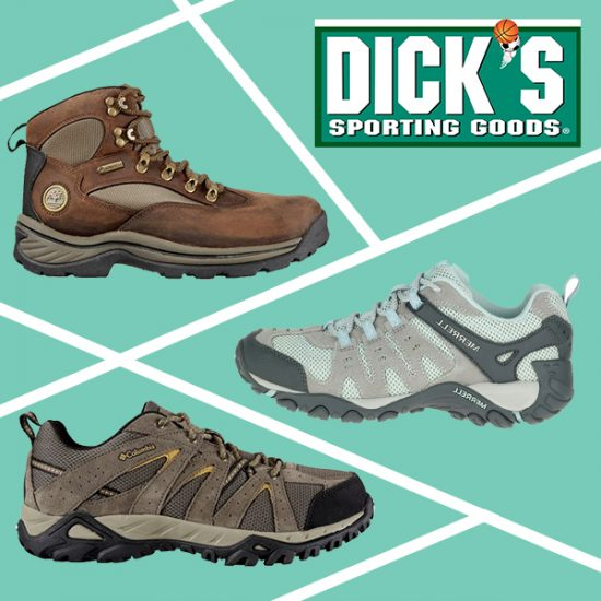 Up to $30 Off Select Hiking Shoes