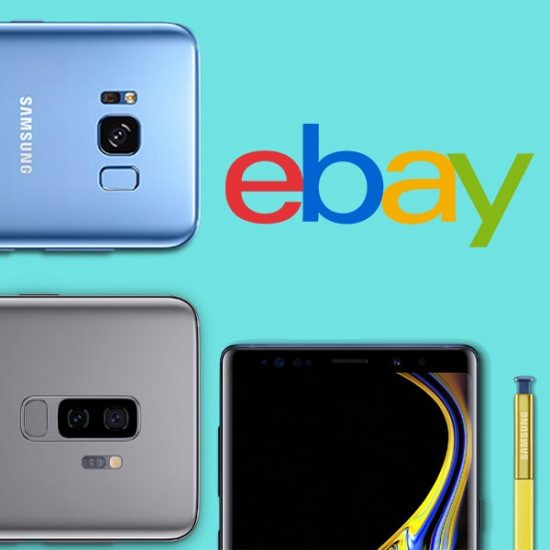Up to 35% Off Samsung S9 & More