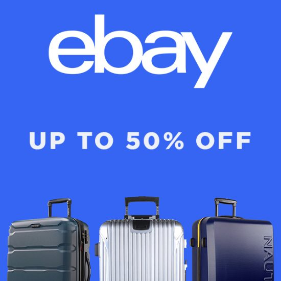 Up to 50% Off Samsonite & More