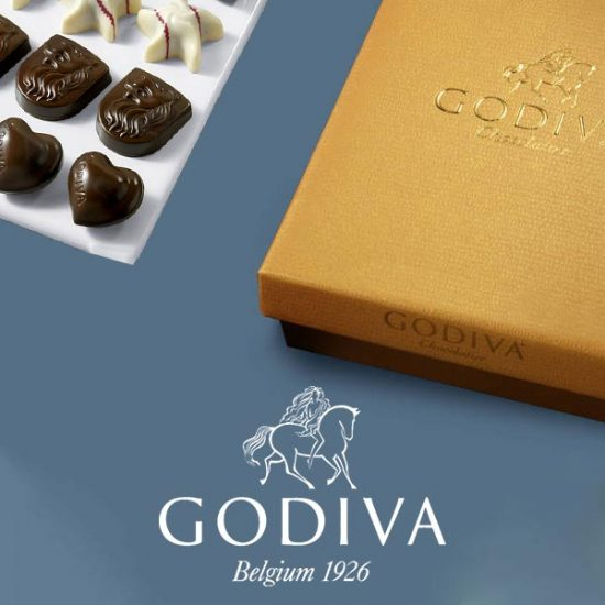 Buy 4 Pieces From a Chocolate Case at Boutique Stores and Get 1 Free