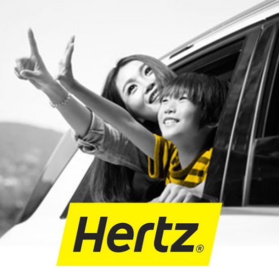 $15 Off Car Rentals in Select Asian Markets
