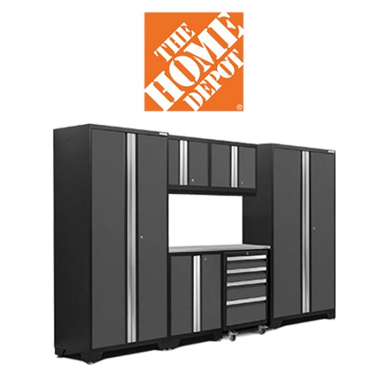 Up to 25% Off Select Garage Cabinets