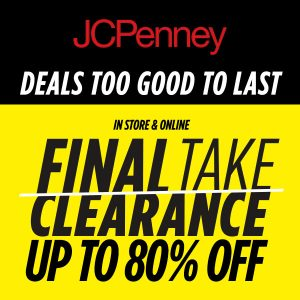 Up to 80% Off Final Sale Clearance Items