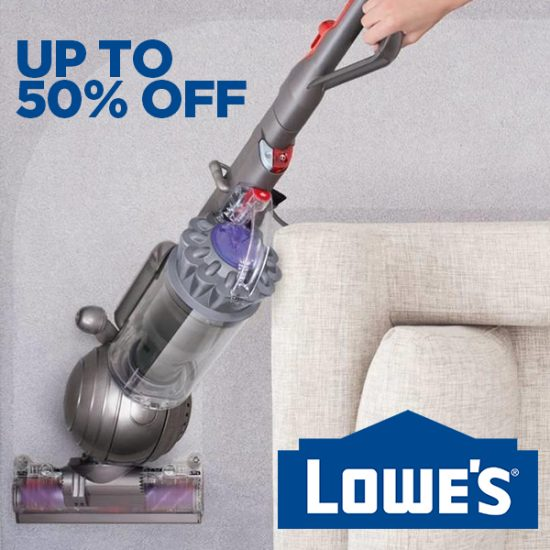 Up to 50% Off Select Dyson Technology Products