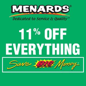 11% Off Everything