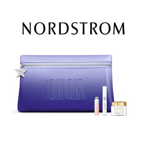 FREE Cosmetics Bags and Deluxe Samples w/ $150 Dior Purchase