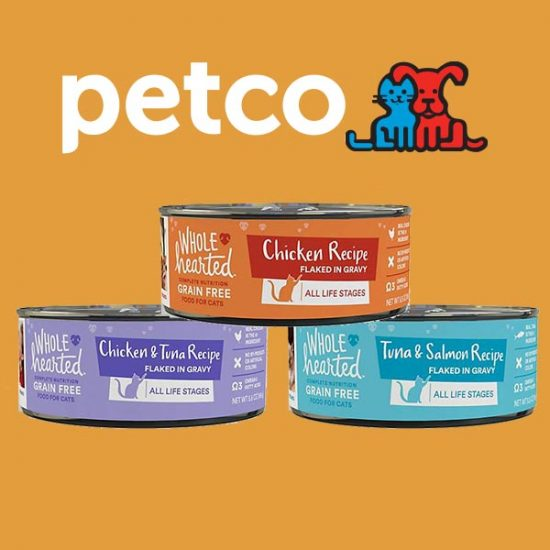 Low Prices on Wholehearted Cat Food