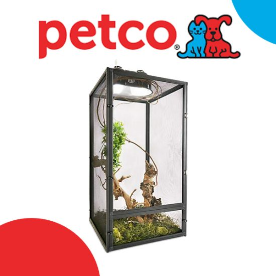25% Off Zoo Med ReptiBreeze Chameleon Kit