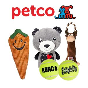 25% Off Dog Toys w/ FREE In-Store Pickup and Code