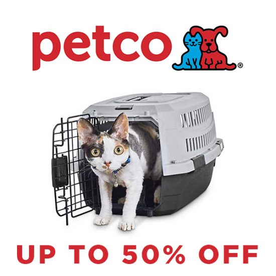 Up to 50% Off Animaze Pet Equipment