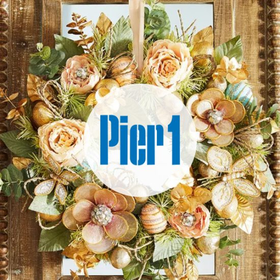 25% Off Wreaths and Garlands