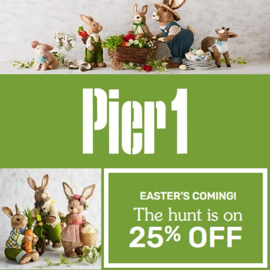 25% Off Table Runners & Toppers