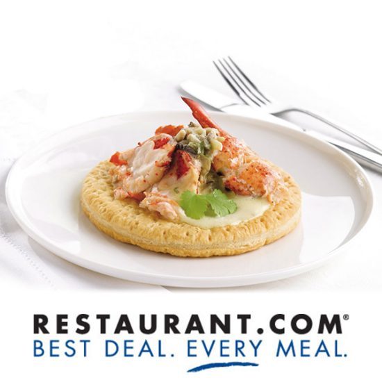 $19 for 4 Restaurant Certificates Worth $25 Each