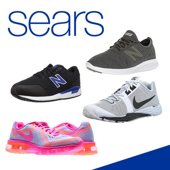 Save 30% & More on Nike & New Balance Shoes