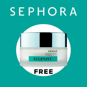 Free Skincare Trial Size w/ Purchase