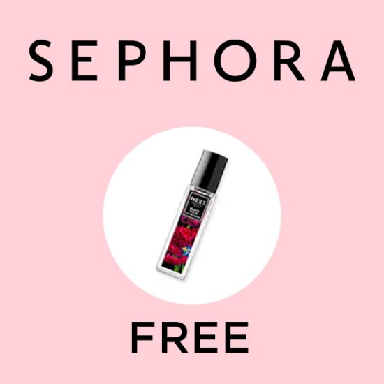 Free Trial Size Fragrance w/ Purchase