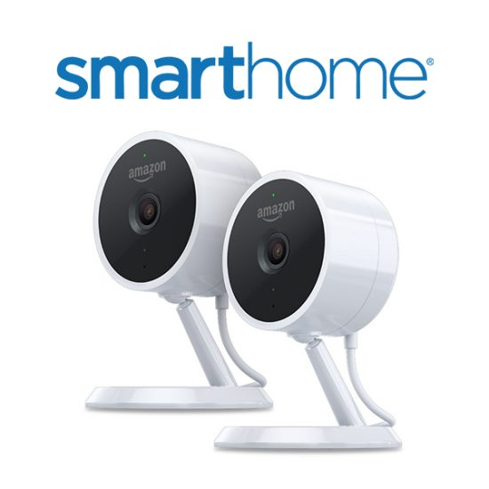 $40 Off Amazon Cloud Cam Security Cameras in Packs of 2 or 3