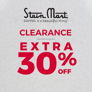 Clearance Sale + Extra 30% Off Most Clearance Items