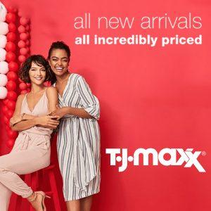 Big Discounts on All New Arrivals