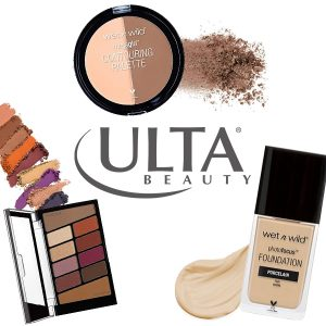 Buy 1, Get 1 50% Off Wet n Wild Beauty Products