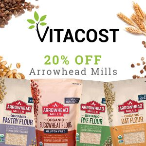 20% Off Arrowhead Mills Food and Ingredients