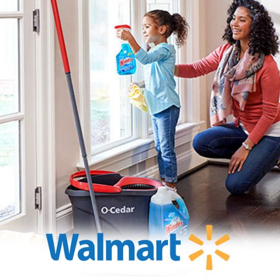 Save on Top Brand Cleaning Products