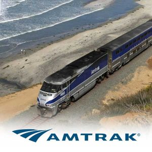 Buy 1, Get 1 50% Off Fares on the Pacific Surfliner
